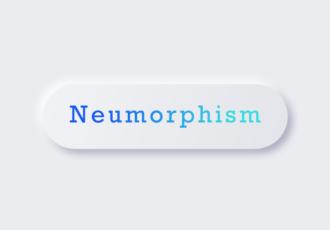 【2020年】新しいデザインのトレンド「ニューモーフィズム」に注目